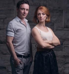 Artistic Directors Paula Goulding & Shane McAvinchey
